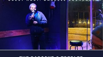 The Baroque & Trebeled Open Mic - Guest Host<br>@ The High Note<br>645 N. James Lovell St.<br>Milwaukee, WI<br>May 10, 2019
