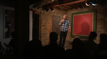 Subjective: A Comedic Showing - Guest Performer<br>@ Var Gallery & Studios<br>643 S. 2nd St.<br>Milwaukee, WI<br>April 12, 2019