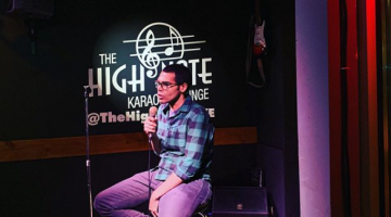 The Baroque & Trebeled Open Mic - Guest Host<br>@ The High Note<br>645 N. James Lovell St.<br>Milwaukee, WI<br>February 8, 2019